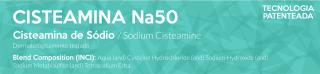 Cisteamina de Sódio Na50 - Multiquim